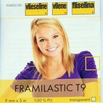 Framilastic T9, transparent 9 mm