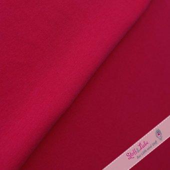 50 cm PAMUK Bündchen Pink