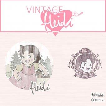 HEIDI Vintage - PANEL Rosa