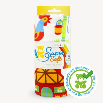 "Kullaloo SuperSoft Shorty 1,5mm ""Farm"""