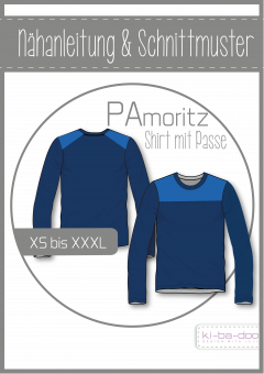 Shirt mit Passe PAmoritz