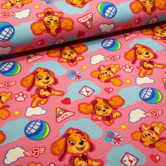 "Jersey PawPatrol  GirlsOutside ""pink"""