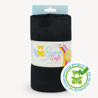 Kullaloo SuperSoft Snugly 5mm Black""
