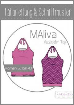 Neckholder-Top MAliva