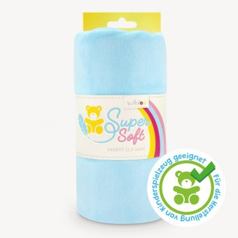 "Kullaloo SuperSoft Shorty 1,5mm ""Baby Blue"""