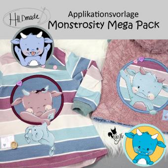 """Applikationsvorlage """"Mega Pack"""""""