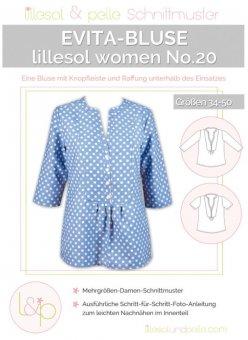 Lillesol No.20 EVITA-BLUSE DAMEN