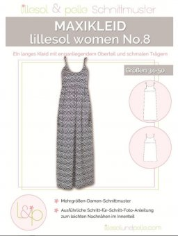 Lillesol No.8 MAXIKLEID Women