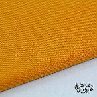 PAMUK Jersey Maisgelb - BIO