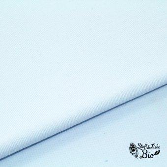 PAMUK Jersey Weiß - BIO