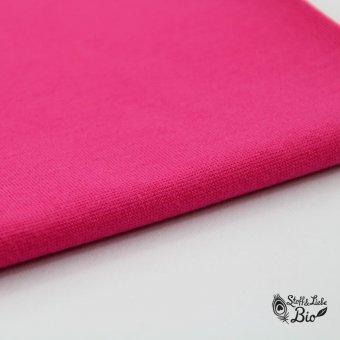 50 cm PAMUK Bündchen Pink - BIO