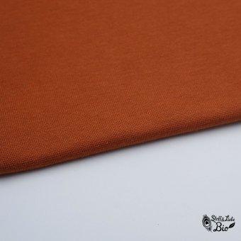 50 cm PAMUK Bündchen Gingerbread Bio