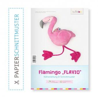 "Kullaloo Papierschnittmuster ""Flamingo FLAVIO"""