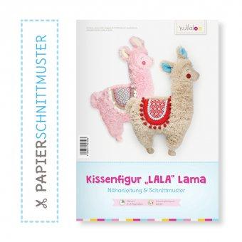 """Kullaloo Papierschnittmuster """"Lama LALA"""""""