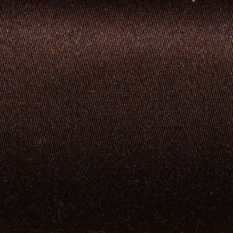 SATIN COTTON Dark Chokolade