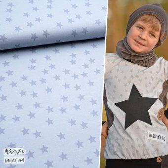 60 cm Sterne Grau - Rapport