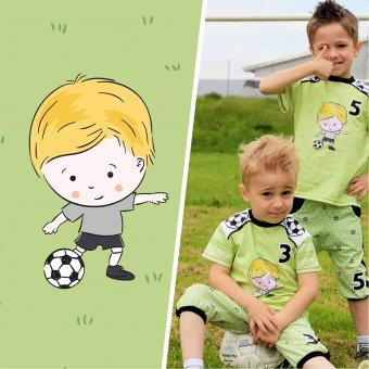 Lil Sweeties - Fußball Kids BOY