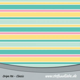 STRIPE ME Honig-Mint NO. 13