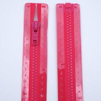 """Reißverschluss  """"teilbar"""" S4 30cm """"Pink"""