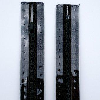 """Reißverschluss  """"unteilbar"""" S1 18cm """"Schwarz"""