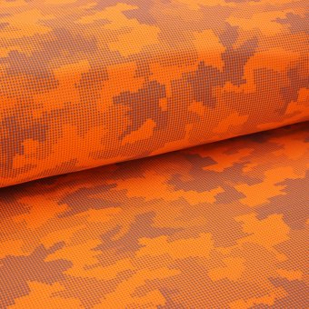 """Softshell """"REFLEKTION"""" orange"""