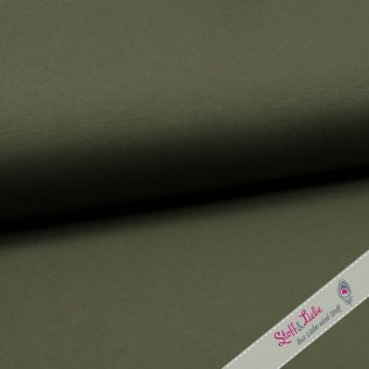 Bambus Jersey - DUSTY OLIVE