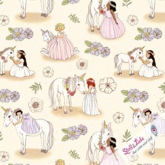 Belle & Boo - UNICORN GARDEN - CREME