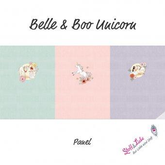 Belle & Boo - UNICORN DREAM - PANEL