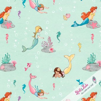 Belle & Boo - Mermaids - Jersey