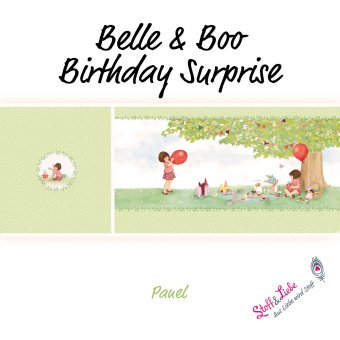 Belle & Boo - Birthday Surprise - Panel