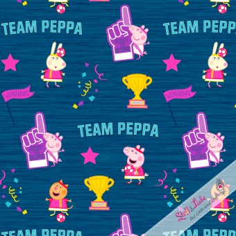 TEAM PEPPA - REPEAT True Blue