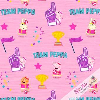TEAM PEPPA - REPEAT Bubblegum