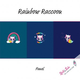 Reste: Rainbow Raccoon - PANEL