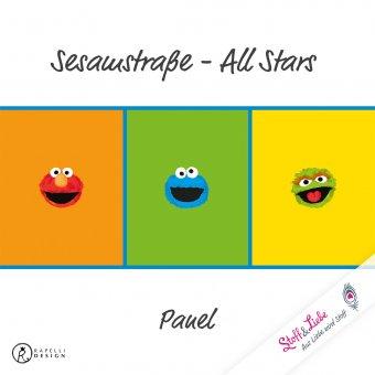 Sesamstraße - All Stars PANEL