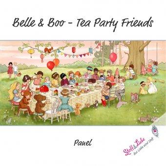 BELLE & BOO - Tea Party - 1er Panel