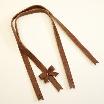 """Taschengriff 1 Paar 58cm """"Braun"""""""