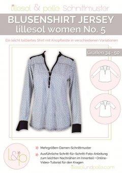 Lillesol No. 5 Blusenshirt Jersey