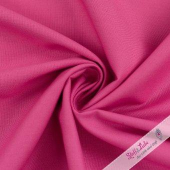 Baumwolle Webware Pink