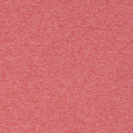 50 cm PAMUK Bündchen Rot Melange