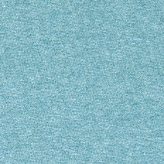 50 cm PAMUK Bündchen Hellblau Melange