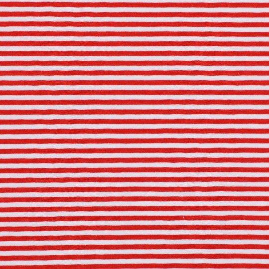 SEA STRIPES Rot/Weiß