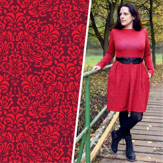 CLASSIX BAROQUE Red