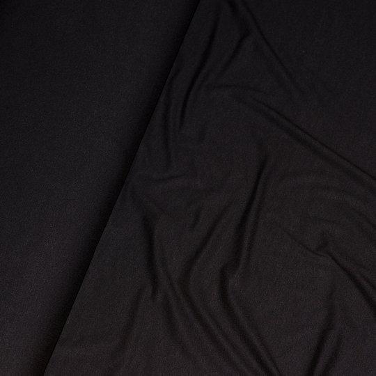Viscose Jersey de Luxe Real Black