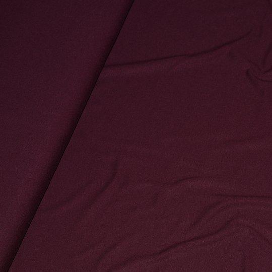 Viscose Jersey de Luxe Bordeaux