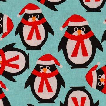 Cool Penguins Türkis